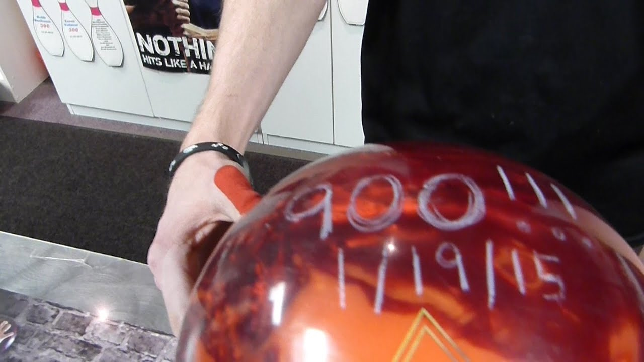 Earon vollmar series usbc bowling super
