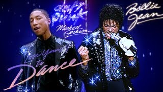 Repeat youtube video Daft Punk Feat. Michael Jackson - Lose Yourself To Dance / Billie Jean