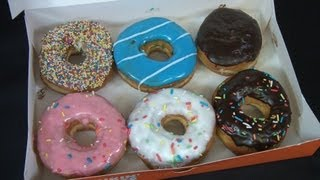6 x Dunkin Donuts