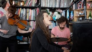 Julia Holter: Tiny Desk Concert