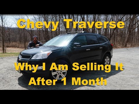 2012 Chevrolet Traverse | Read Owner and Expert Reviews