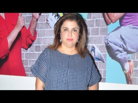 Farah Khan & Her Team of Choreographers Interact with Students at ITA SCHOOL