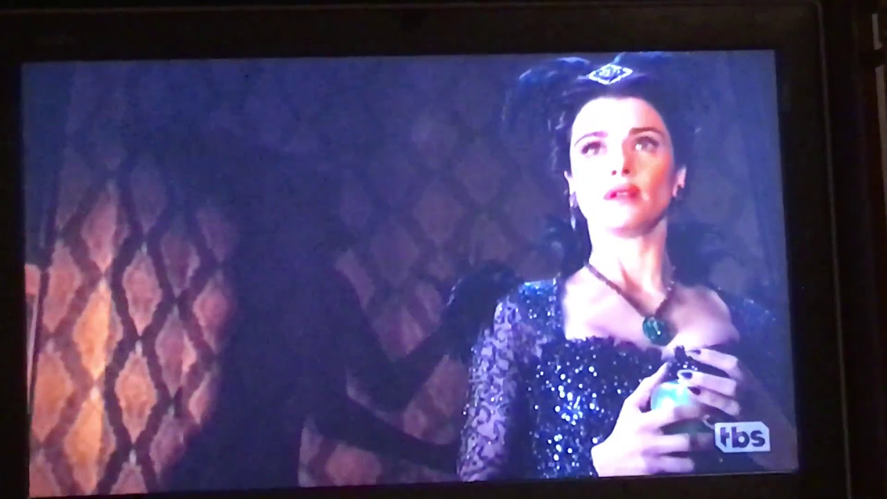 Wicked Witch Transformation Oz The Great & Powerful - YouTube