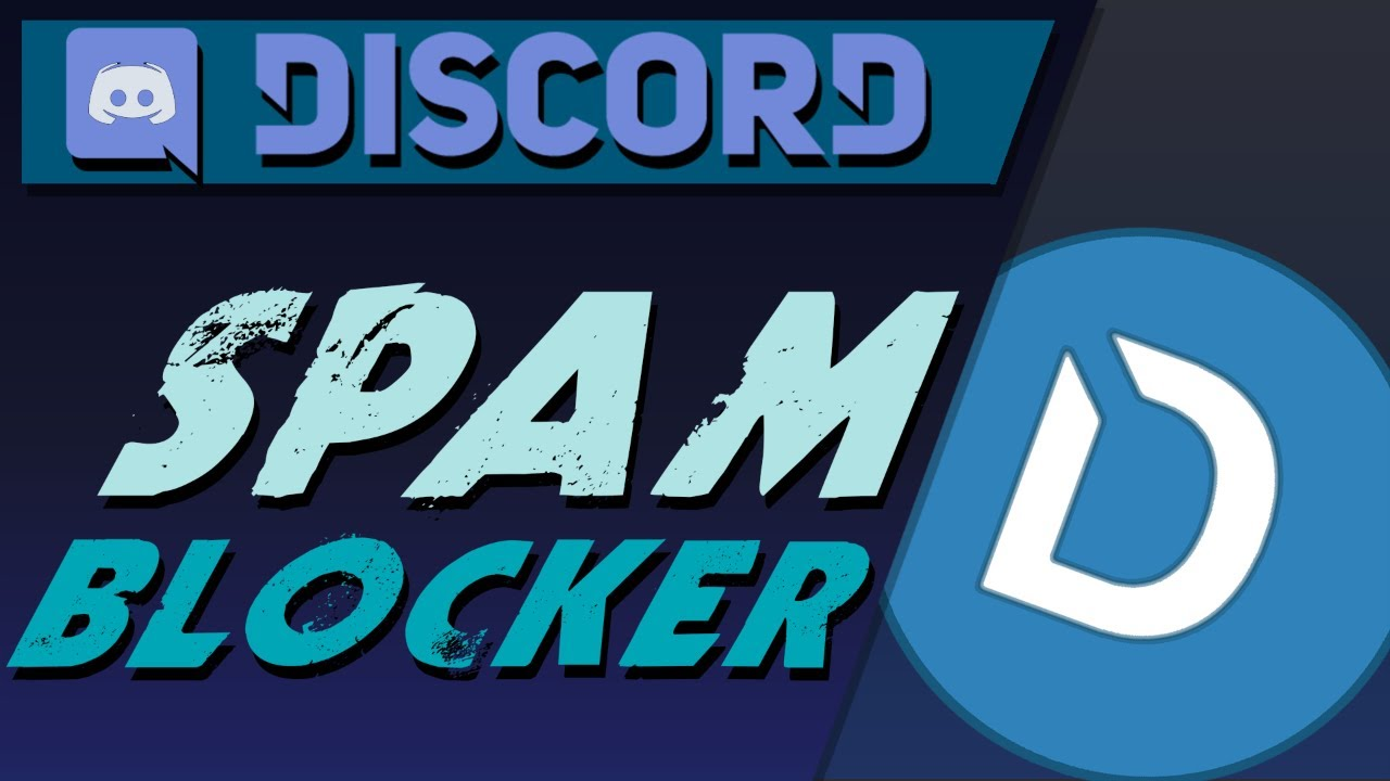 Anti spam bot for discord using dyno bot automod - a how to discord video