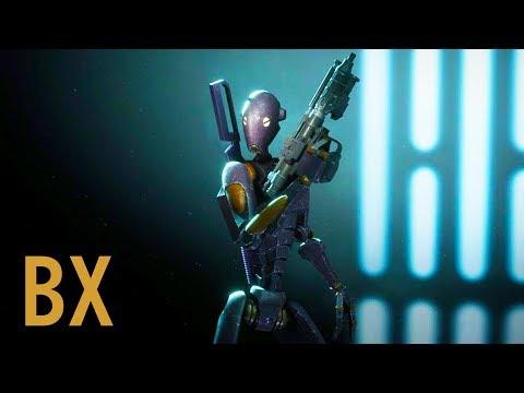 BX Commando Droid Gameplay - Star Wars Battlefront 2 thumbnail