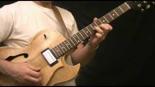 Bad Things - Solo Guitar by Josh Gibson (live looping with Boomerang+)