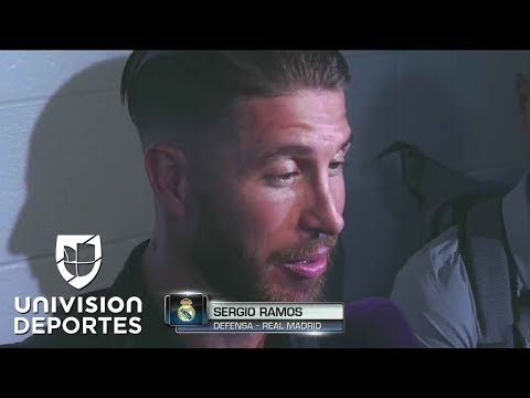 """Sergio Ramos sobre Neymar: """"Cada uno es libre de elegir su futuro y su felicidad"""""""