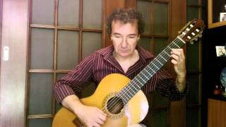 New York, New York (Classical Guitar Arrangement by Giuseppe Torrisi)