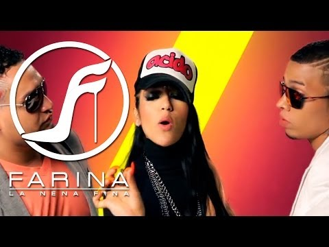 FARINA - ÁCIDO FT. RAYO Y TOBY [VIDEO...