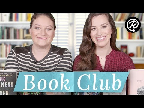 Best Books For Your Book Club | Six Picks