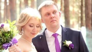 Настя и Иван. Свадьба в Томске. Свадебное видео.