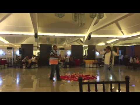Lawaan Eastern Samar,  (KURACHA Dance) Hon. Mayor Banjo Tolentino