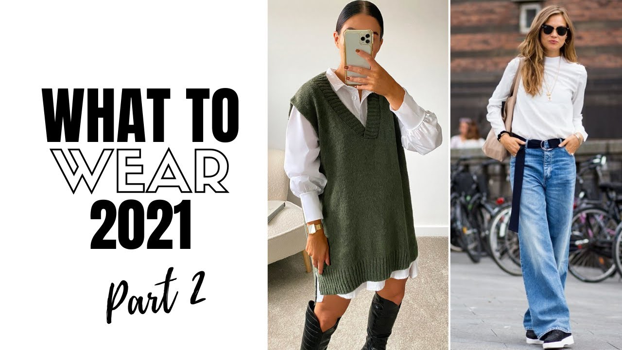 Top 8 Wearable Fashion Trends 8  The Style Insider