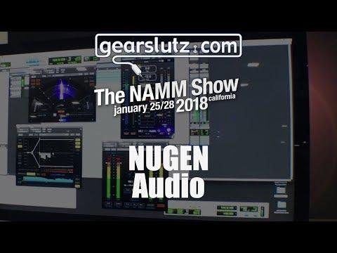 NUGEN Mastercheck Pro 1.5 - Gearslutz @ NAMM 2018