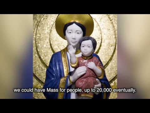 Our Lady of La Vang Announcement