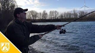 Die Angler vom Löwensee in Kaarst