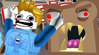 ESCAPE THE EVIL BAKERY!! - Roblox Escape Map! W/AshDubh
