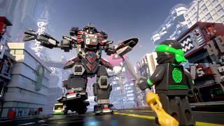 LEGO The Ninjago Movie 70613 Робот-великан Гармадона