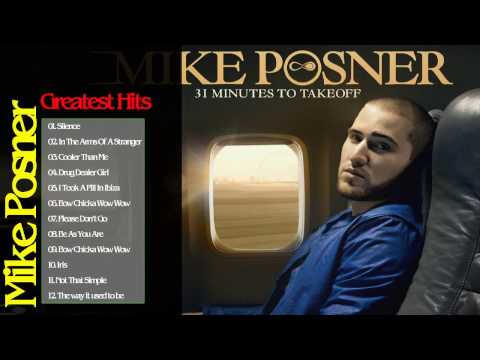 Mike Posner Greatest Hits - The Best Of Mike Posner Songs - Mike Posner Top Best Hits