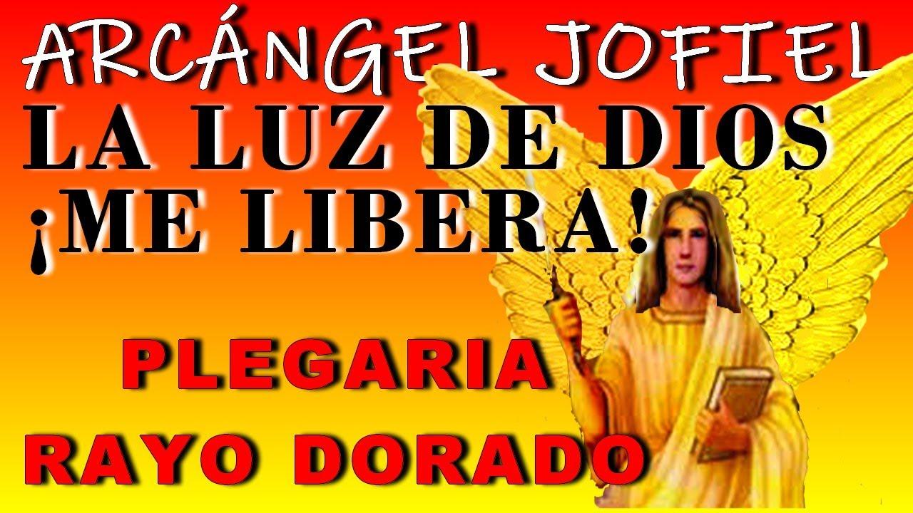 LA LUZ DE DIOS TE LIBERA De Las SOMBRAS│ RAYO DORADO DECRETO PLEGARIA💛💛Jofiel Te ASISTE💛💛