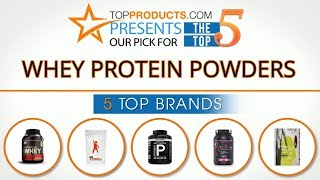 Best Whey Protein Powder Reviews 2017 – How to Choose the Best Whey Protein Powder