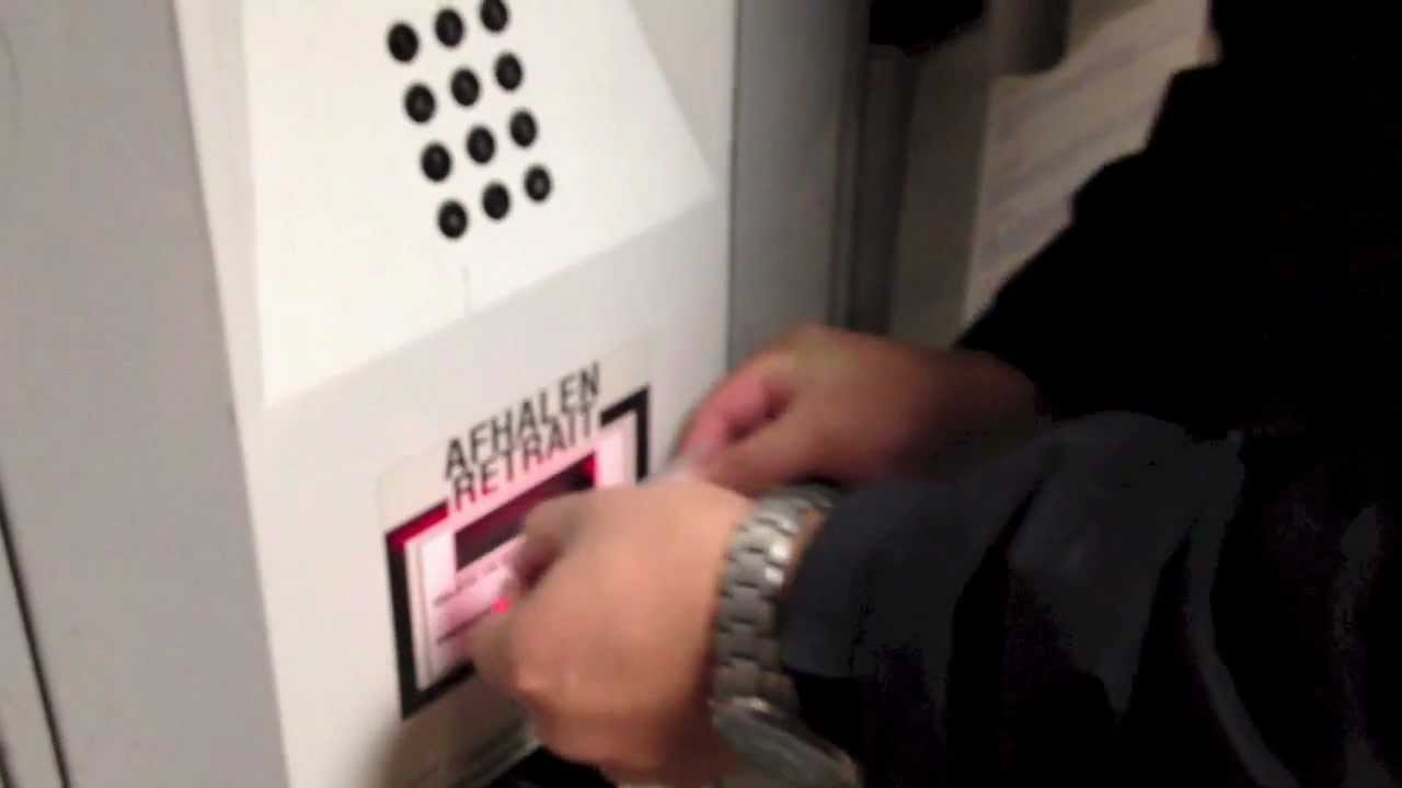 Lockers In Brussels Train Station For Luggage