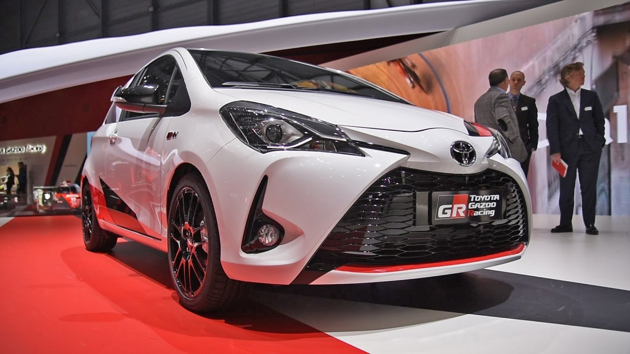 2018 toyota hatchback. wonderful hatchback 2018 toyota yaris and grmn first look  2017 geneva motor show inside toyota hatchback