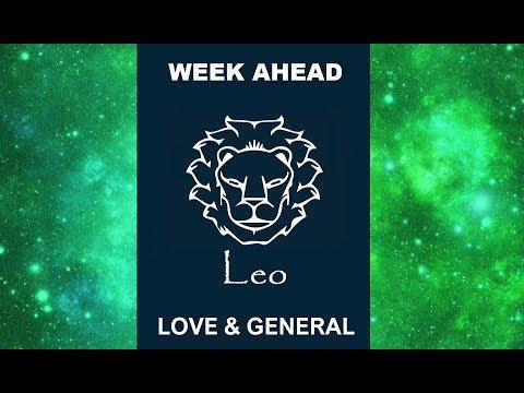 LEO MUTUAL LOVE & FEELINGS! 💚 LOVE & GENERAL 12-19 JULY 2018