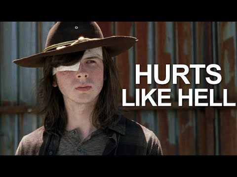 Hurts Like Hell | Carl Grimes