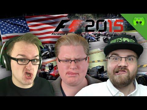 GP DER USA 1/2 🎮 F1 2015 #16