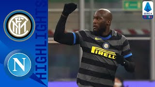Inter 1 0 Napoli Lukaku Takes Inter to Within a Point of the Top Serie A TIM