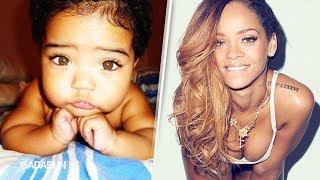 Así se miraban estos 10 famosos de bebés. Shakira siempre fue hermosa