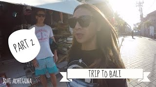 travel vlog ep 1 trip to bali part 2 and giveaway announcement    jovi hunter