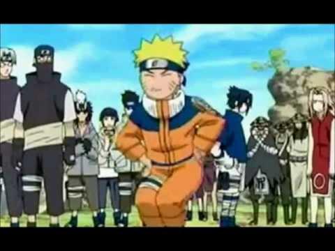 Naruto's Dance