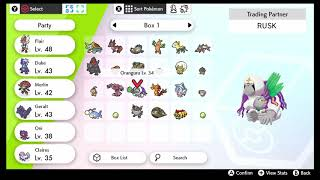 How To Trade Pokemon With Friends Online In Pokémon Sword And Shield