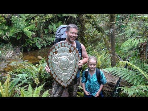 Ranfurly Shield Goes Stag Hunting! BUSH Hunt NZ