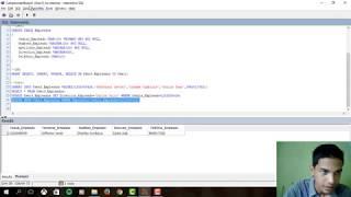 Uso de SQL Anywhere (Sybase)