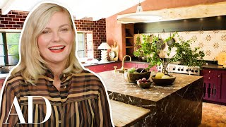 Inside Kirsten Dunst's Timeless Hollywood Home | Architectural Digest