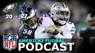 Analiza 10. Vikenda NFL   SPORT KLUB Podkast