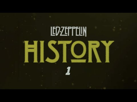 Jeff K - The History Of Led Zeppelin (Episode 1)
