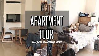 NYU carlyle court dorm tour