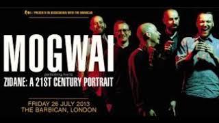 Mogwai - London Barbican 26th July 2013