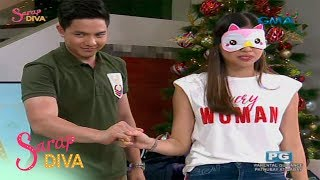 Sarap Diva: Touch by touch with Aldub