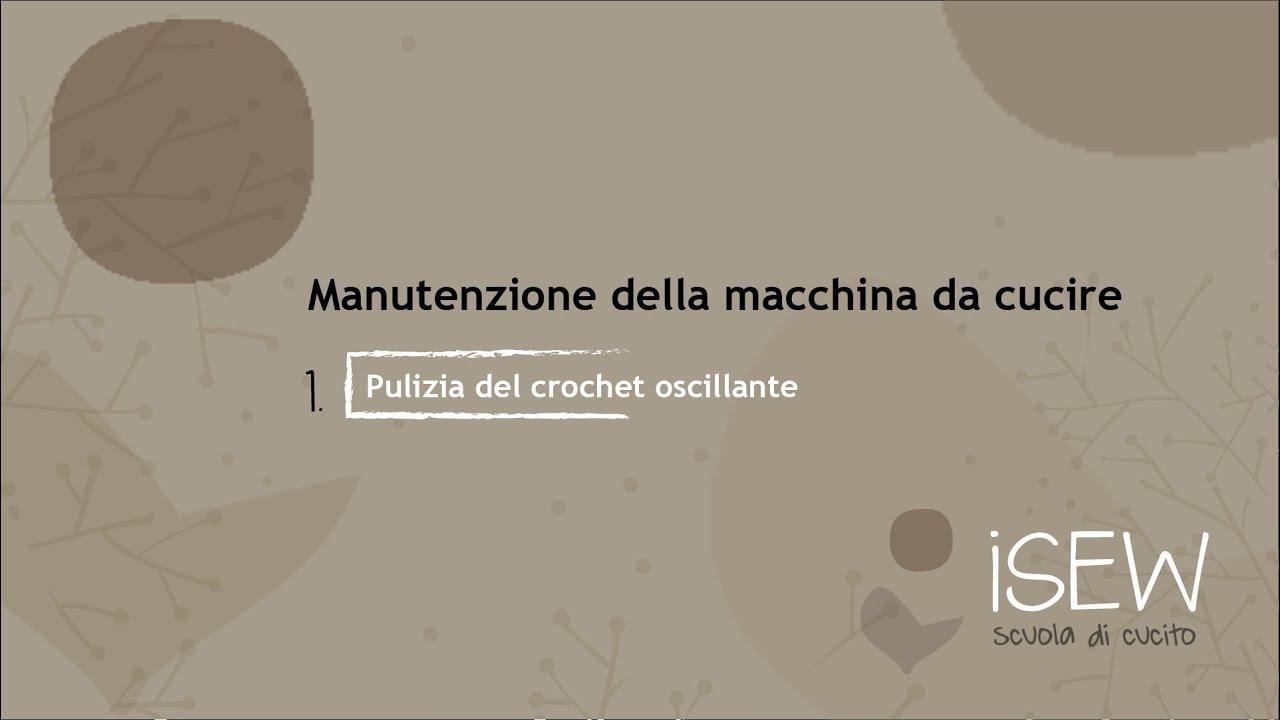 Manutenzione della macchina da cucire pulizia del for Macchina da cucire salmoiraghi 133