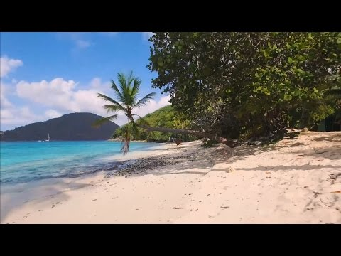 Amazing drone footage over the British Virgin Islands – Featured Creator Lloyd Coleman