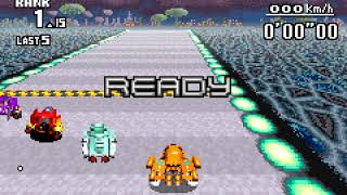 "[TAS] F-Zero Maximum Velocity Knight 3 Lap 1 26""27"