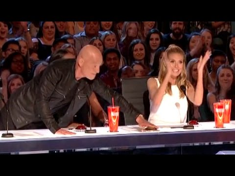 Howie Mandel ALL BEST Golden Buzzers