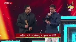Sarwar Khan haanikaarak Bapu singer  Mirchi award