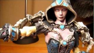 DC Unlimited: Forsaken Priestess, Confessor Dhalia