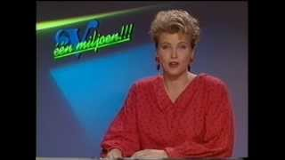 Nederland 2 - STER + NOS Journaal + closedown (7 september 1988)